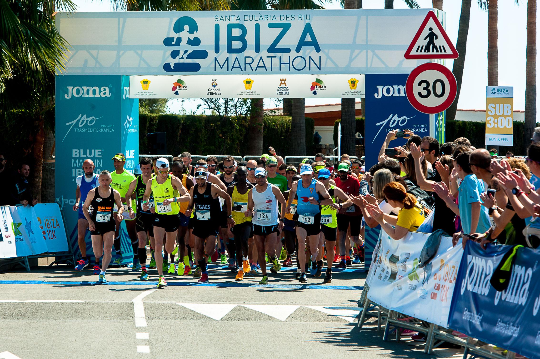 duquesaplaya.com ibiza marathon salida