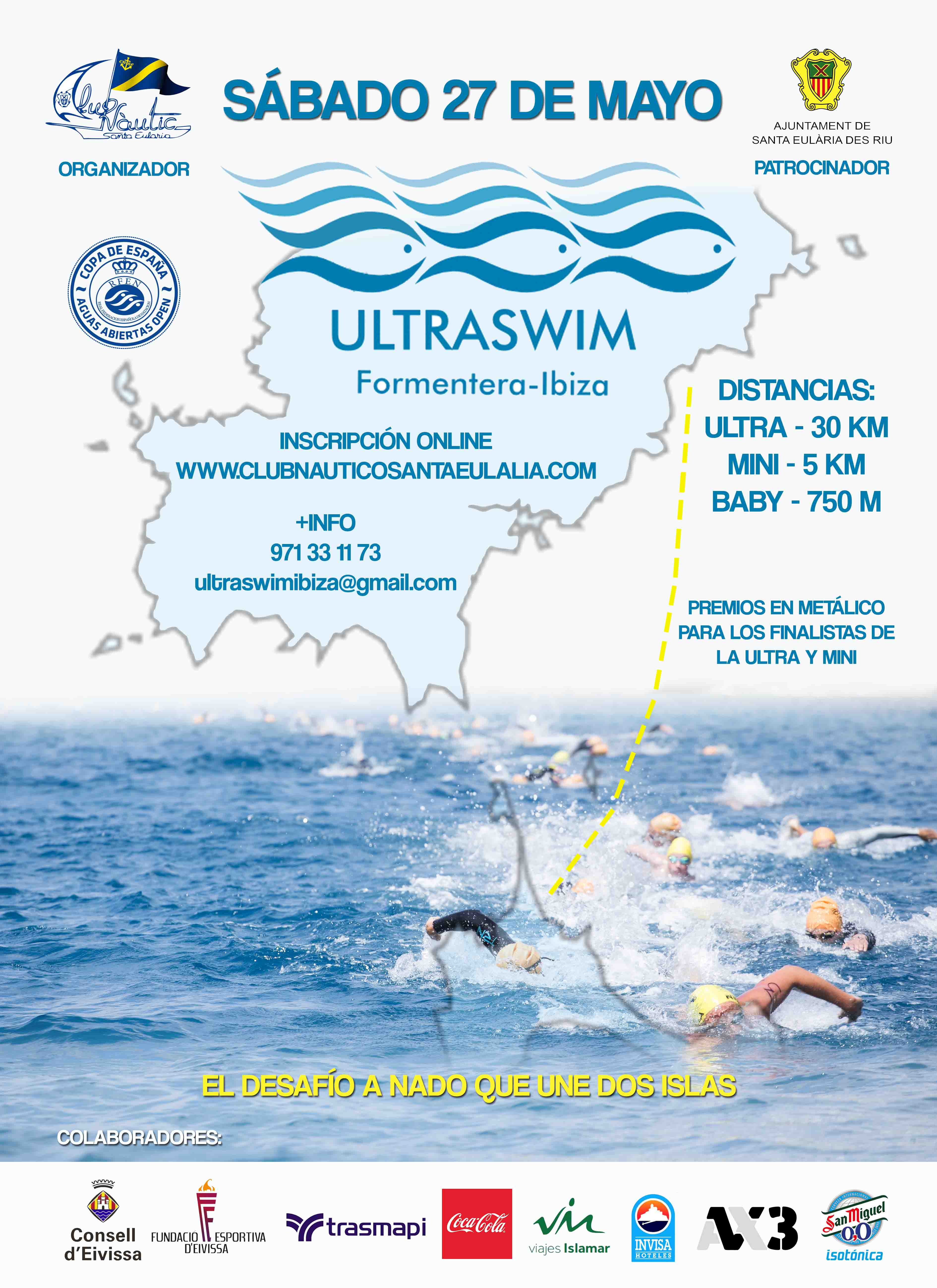 duquesaplaya.com ibiza ultraswim